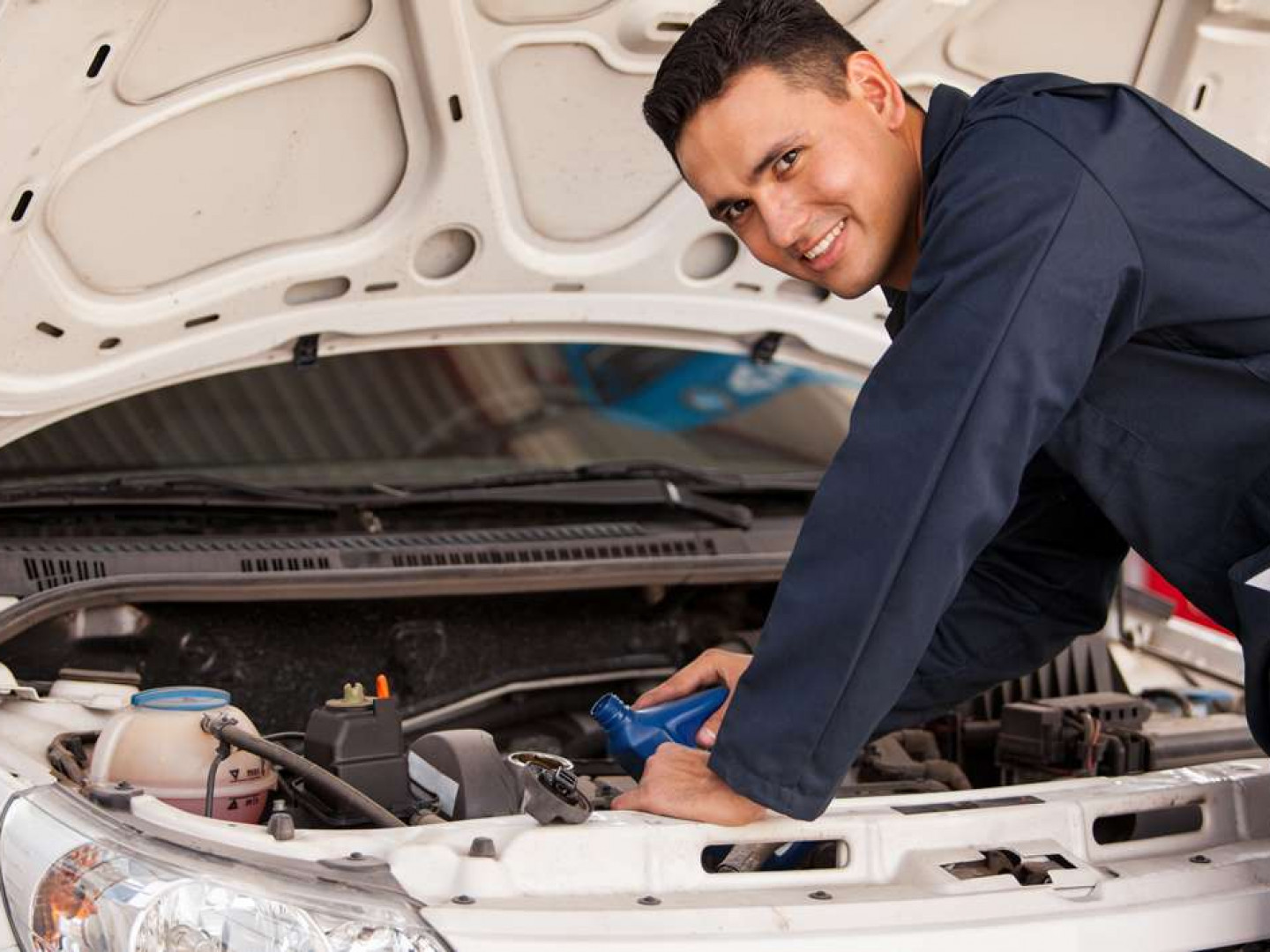 Offering comprehensive maintenance services
